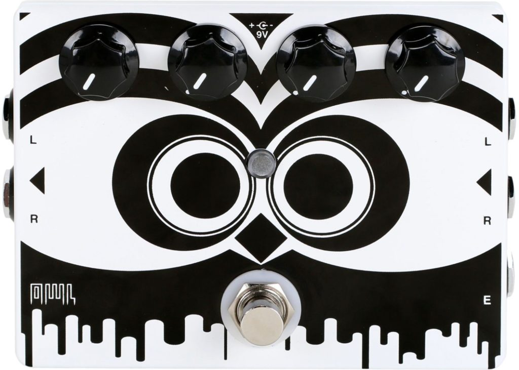 Rebel Technologies OWL Pedal